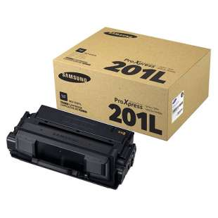 Samsung Original MLT-D201L toner cartridge - high capacity black