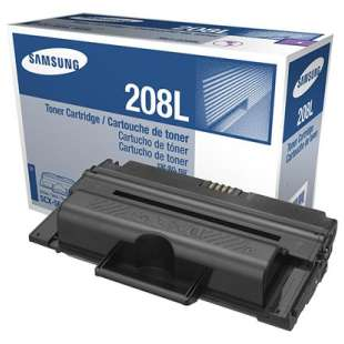 Original Samsung MLT-D208L toner cartridge - high capacity black