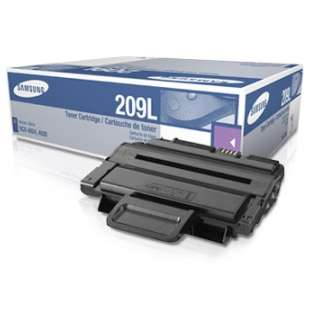 Original Samsung MLT-D209L toner cartridge - high capacity black