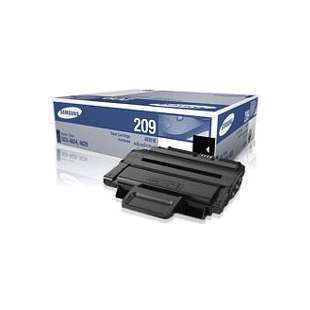 Original Samsung MLT-D209S toner cartridge - black cartridge