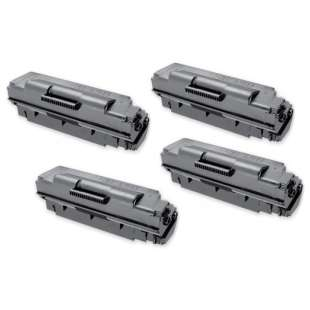 Compatible Samsung MLT-D307L toner cartridge - black cartridge - 4-pack
