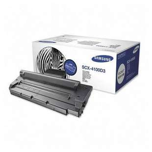 Original Samsung SCX-4100D3 toner cartridge - black cartridge