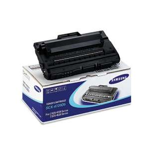 Original Samsung SCX-4720D5 toner cartridge - high capacity black