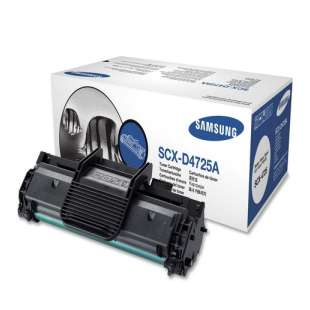 Original Samsung SCX-D4725A toner cartridge - black cartridge