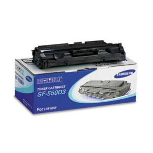 Original Samsung SF-550D3 toner cartridge - black cartridge