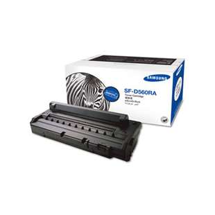 Original Samsung SF-D560RA toner cartridge - black cartridge