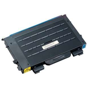 Compatible Samsung CLP-500D5C toner cartridge - cyan