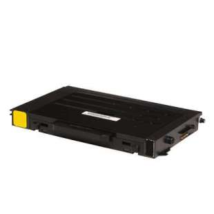 Compatible Samsung CLP-K600A toner cartridge - black cartridge