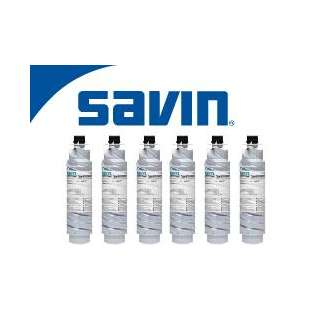 Original Savin 9870 (Type 2522) toner cartridge - black cartridge - 6-pack