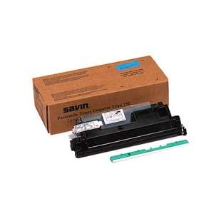 Original Savin 9875 (Type 116) toner cartridge - black cartridge