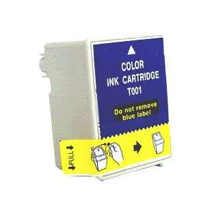 Remanufactured Epson T001011 high quality inkjet cartridge - photo