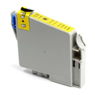 Remanufactured Epson T032420 high quality inkjet cartridge - yellow