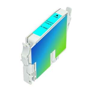Remanufactured Epson T034220 high quality inkjet cartridge - cyan