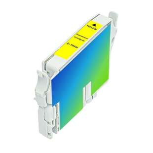 Remanufactured Epson T034420 high quality inkjet cartridge - yellow