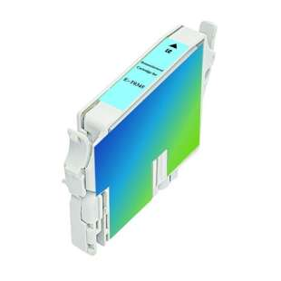 Remanufactured Epson T034520 high quality inkjet cartridge - light cyan