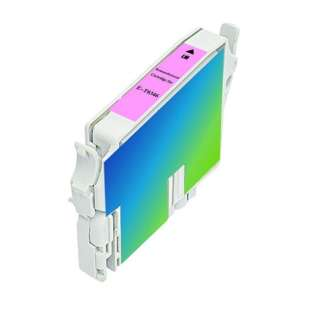 Remanufactured Epson T034620 high quality inkjet cartridge - light magenta