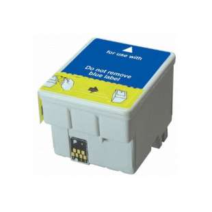 Remanufactured Epson T037120 high quality inkjet cartridge - color cartridge