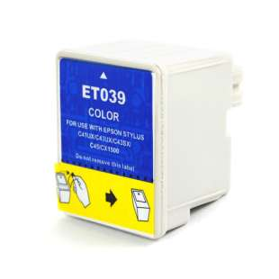 Remanufactured Epson T039020 high quality inkjet cartridge - color cartridge