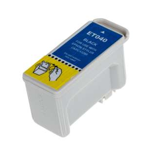 Remanufactured Epson T040120 high quality inkjet cartridge - black cartridge