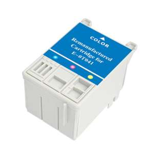Remanufactured Epson T041020 high quality inkjet cartridge - color cartridge