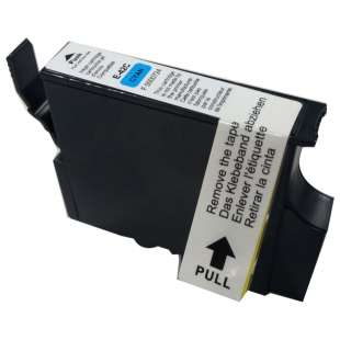 Remanufactured Epson T042220 high quality inkjet cartridge - cyan