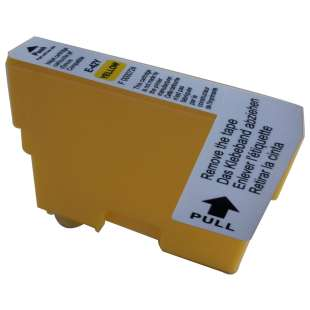 Remanufactured Epson T042420 high quality inkjet cartridge - yellow