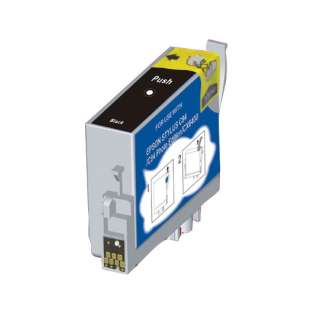 Remanufactured Epson T043120 high quality inkjet cartridge - high capacity black