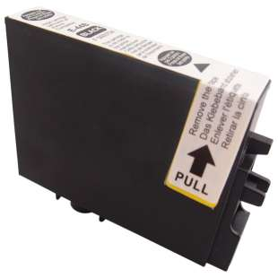 Remanufactured Epson T044120 high quality inkjet cartridge - black cartridge
