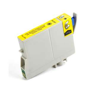 Remanufactured Epson T047420 high quality inkjet cartridge - yellow