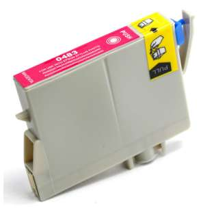 Remanufactured Epson T048320 (48 ink) high quality inkjet cartridge - magenta