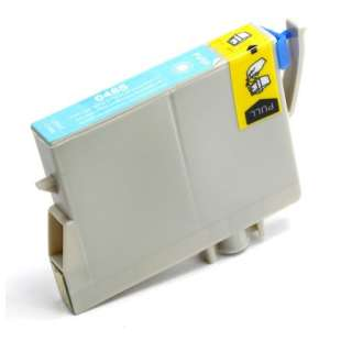 Remanufactured Epson T048520 (48 ink) high quality inkjet cartridge - light cyan