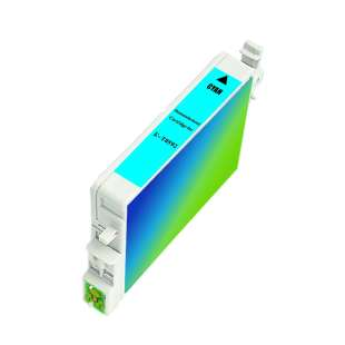 Remanufactured Epson T059220 high quality inkjet cartridge - cyan