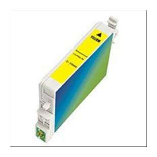 Remanufactured Epson T059420 high quality inkjet cartridge - yellow