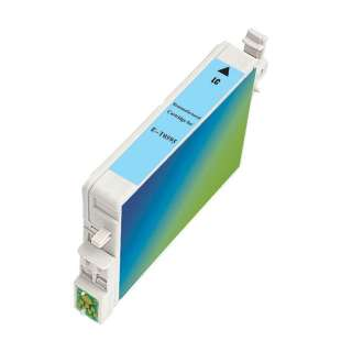 Remanufactured Epson T059520 high quality inkjet cartridge - light cyan