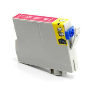 Remanufactured Epson T063320 high quality inkjet cartridge - magenta