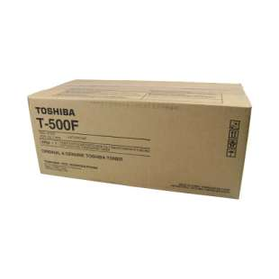 Original Toshiba ZT500F toner cartridge - black cartridge