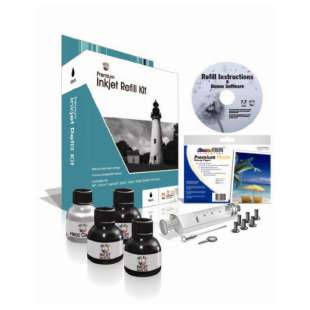 Durafirm Ink Refill Kit - black cartridge