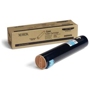 Original Xerox 106R01160 toner cartridge - cyan