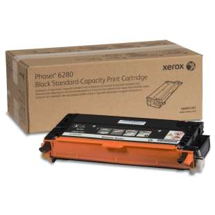 Original Xerox 106R01391 toner cartridge - black cartridge
