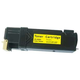 Compatible Xerox 106R01596 toner cartridge - yellow