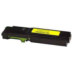 Compatible Xerox 106R02746 toner cartridge - high capacity yellow