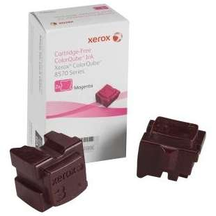 Original Xerox 108R00927 solid ink sticks - 2 magenta