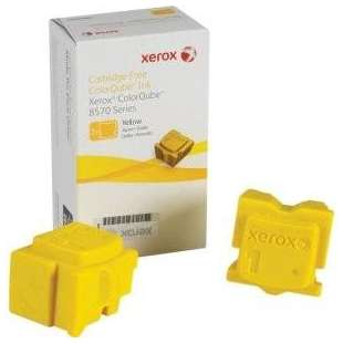 Original Xerox 108R00928 solid ink sticks - 2 yellow