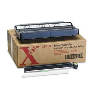Original Xerox 113R00110 toner cartridge - black cartridge