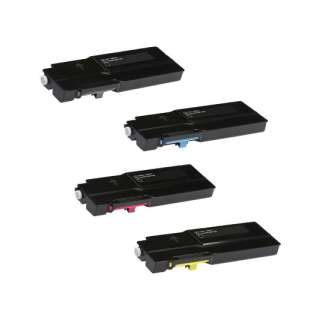 Compatible Xerox 106R03524 / 106R03526 / 106R03527 / 106R03525 toner cartridges - 4-pack